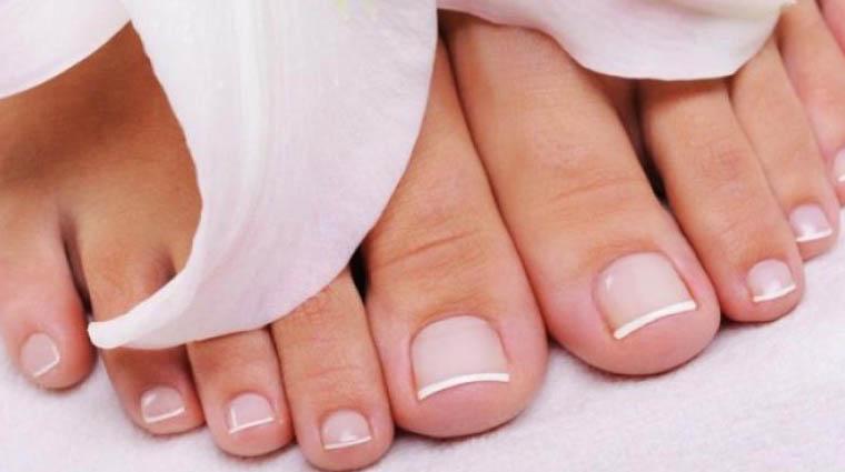 Лечение грибка между пальцами ног